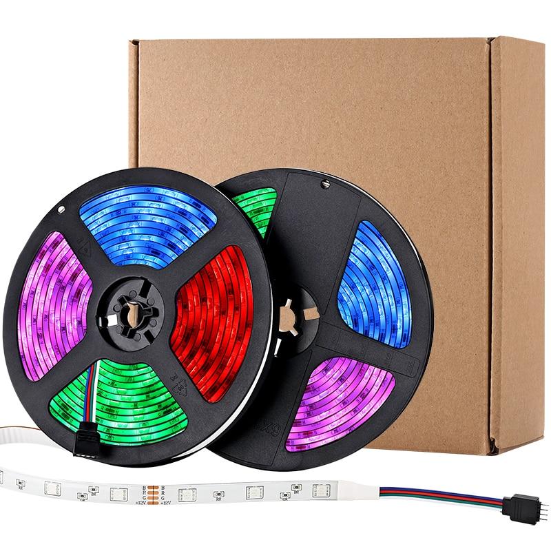 LED Strip Lights RGB Light Strips 5050 WiFi Wireless Light Strip (38)