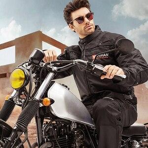 Image 5 - Мужская теплая мотоциклетная куртка с принтом в виде черепашек