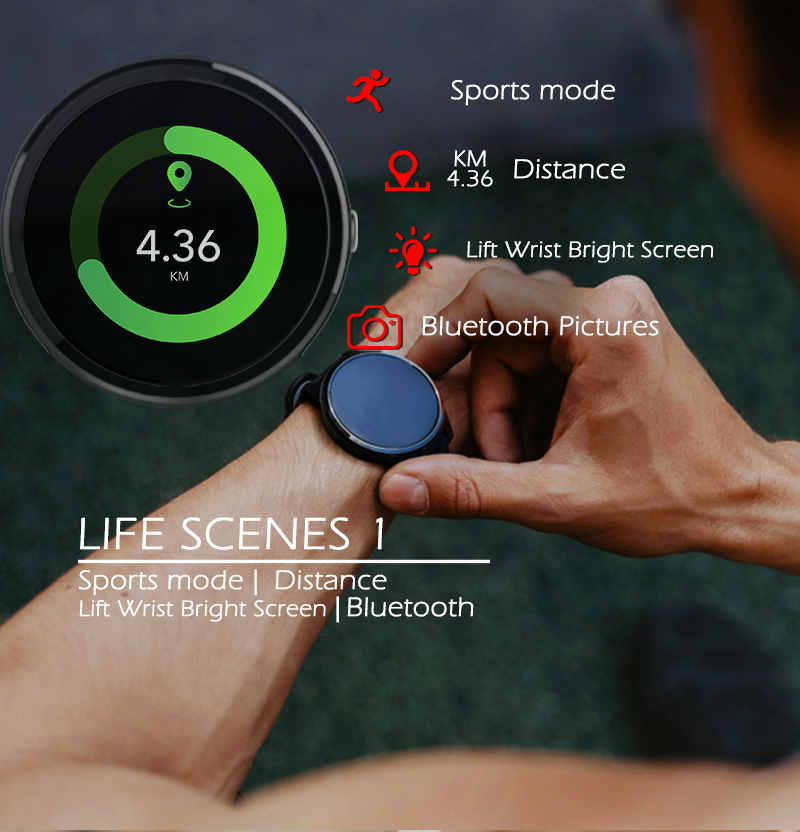 monitor freqüência cardíaca pulseira para ios android
