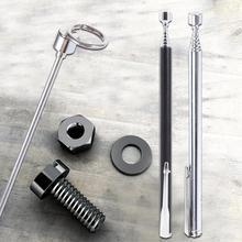 Портативная Магнитная палка для штанги, удлиняющая магнит, ручной инструмент, телескопическая легкая Магнитная палка для штанги