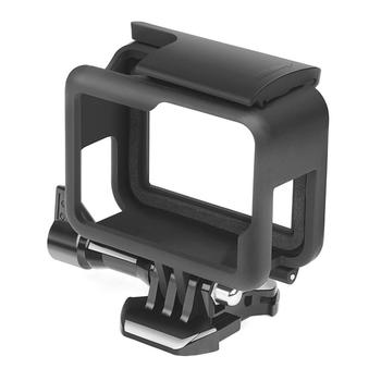Protective Frame Case for Hero 6 5 7 Black Action Camera Border Cover Housing Mount for Go pro Hero Accessory image