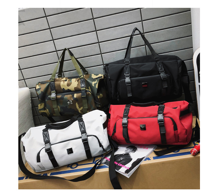 New Products Oxford Cloth Travel Bags, Waterproof And Wear-resistant Travel Outdoor Shoulder Bags,
