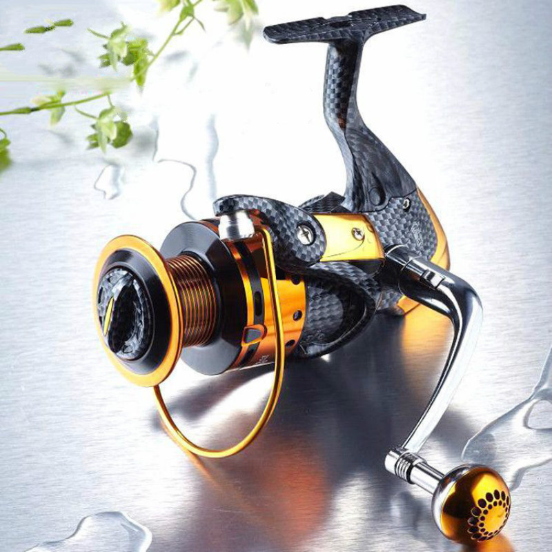 TT1000 7000 Fishing Reel Spinning Wheel Sea Fishing Wheel Saltwater Reel Wheel Machine Ocean Beach Fishing Baitcasting Reel