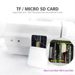 Image 2 - Outdoor Waterproof 4G SIM Card IP Camera 10x Zoom MIFI Video Surveillance Audio Micro SD Card PTZ