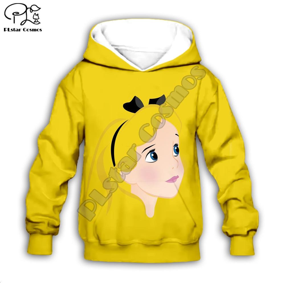 Enfants tissu dessin animé sirène drôle personnage 3d hoodies/t-shirt/garçon sweat dessin animé chaud film pantalon style-2