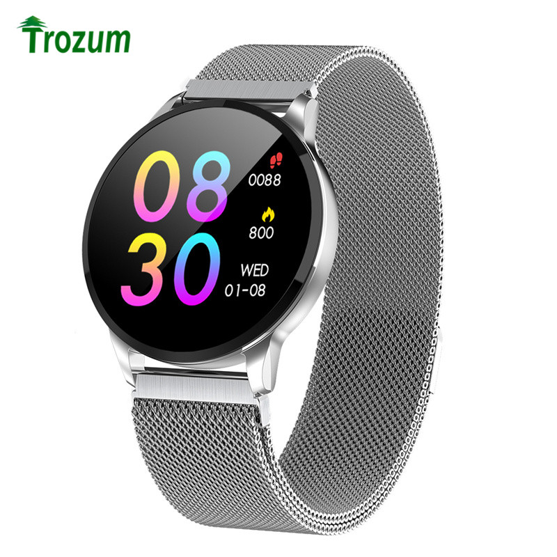 Y16 Bluetooth Smart Watch men Stainless Steel Ip67 Waterproof Wearable Device Smartwatch Wristwatch Men Women Fitness Tracker