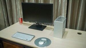 Image 5 - Alle aluminium HTPC ITX kleine chassis spiel computer fall unterstützung grafikkarte RTX2070 i7 8700 PK39 K39
