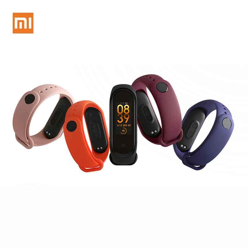 Xiaomi Mi Band 4 Original 2019 Newest Music Smart Miband 4 Bracelet Heart Rate Fitness 135mAh 3 Color Screen Bluetooth 5.0 smartphone