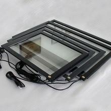 ZZDtouch 27 дюймов инфракрасный сенсорный экран Наложение водонепроницаемый USB ИК сенсорная рамка