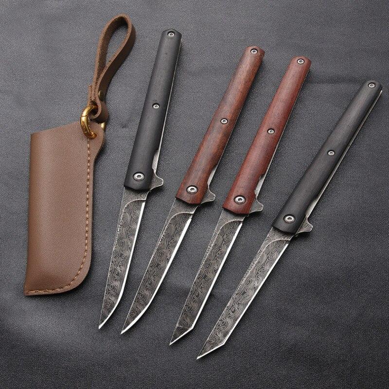 M390 Многофункциональный Открытый острый охотничий нож Тактический складной нож портативный карманный нож + кобура Navaja