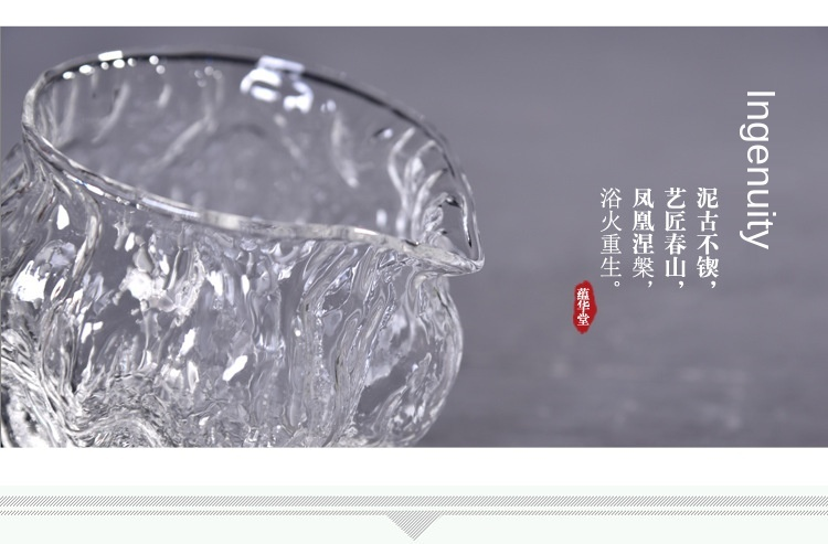 engrossado alta temperatura resistente chá mar chá