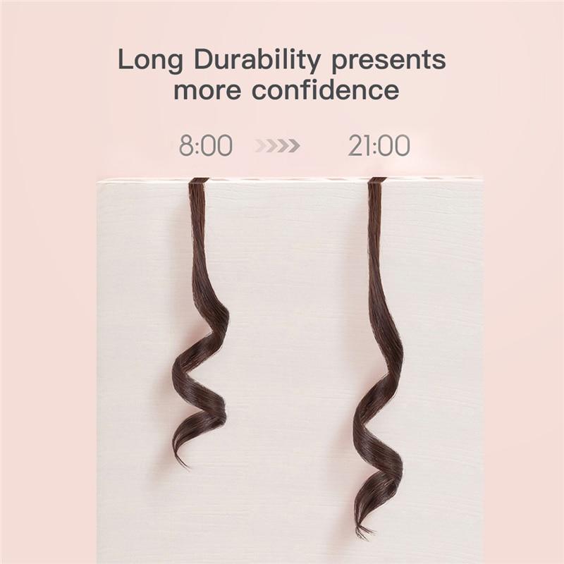cerâmica curling iron usb recarregável modelador de