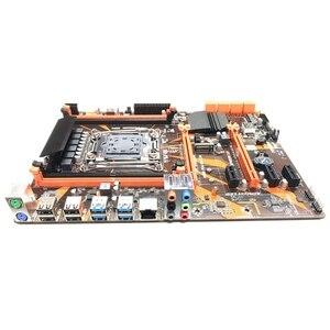 Image 5 - X99 Mainboard LGA2011 V3 מקצועי 4 ערוץ DDR4 מחשב שולחני האם מודול אקראי צבע