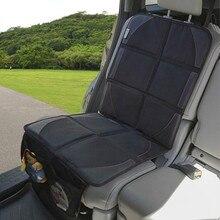 123*48cm Oxford pamuklu lüks deri araba koltuk koruyucusu çocuk bebek oto koltuğu koruyucu koltuk koruyucusu Mat geliştirilmiş koruma araba koltuğu