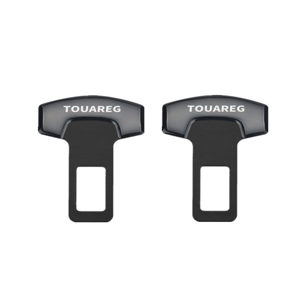 For Volkswagen VW Touareg 2003 2004 2007 2008 2011 Accessories Safety Belt Buckles Real Trucks Car Safty Belt Canceler 2PCS