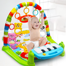 Kid Rug Game-Pad Play-Mat Music-Rack Baby Toy Carpet-Piano Keyboard Puzzle Crawling Early-Education