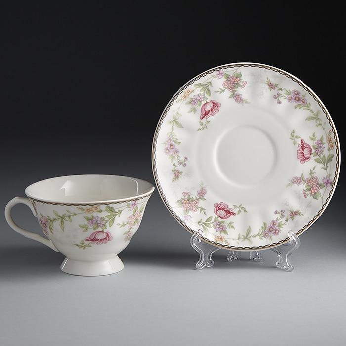 купить Set tea Rosario Melissa Ф2-036 P/6 to 6 персон, 12 pieces по цене 1650 рублей