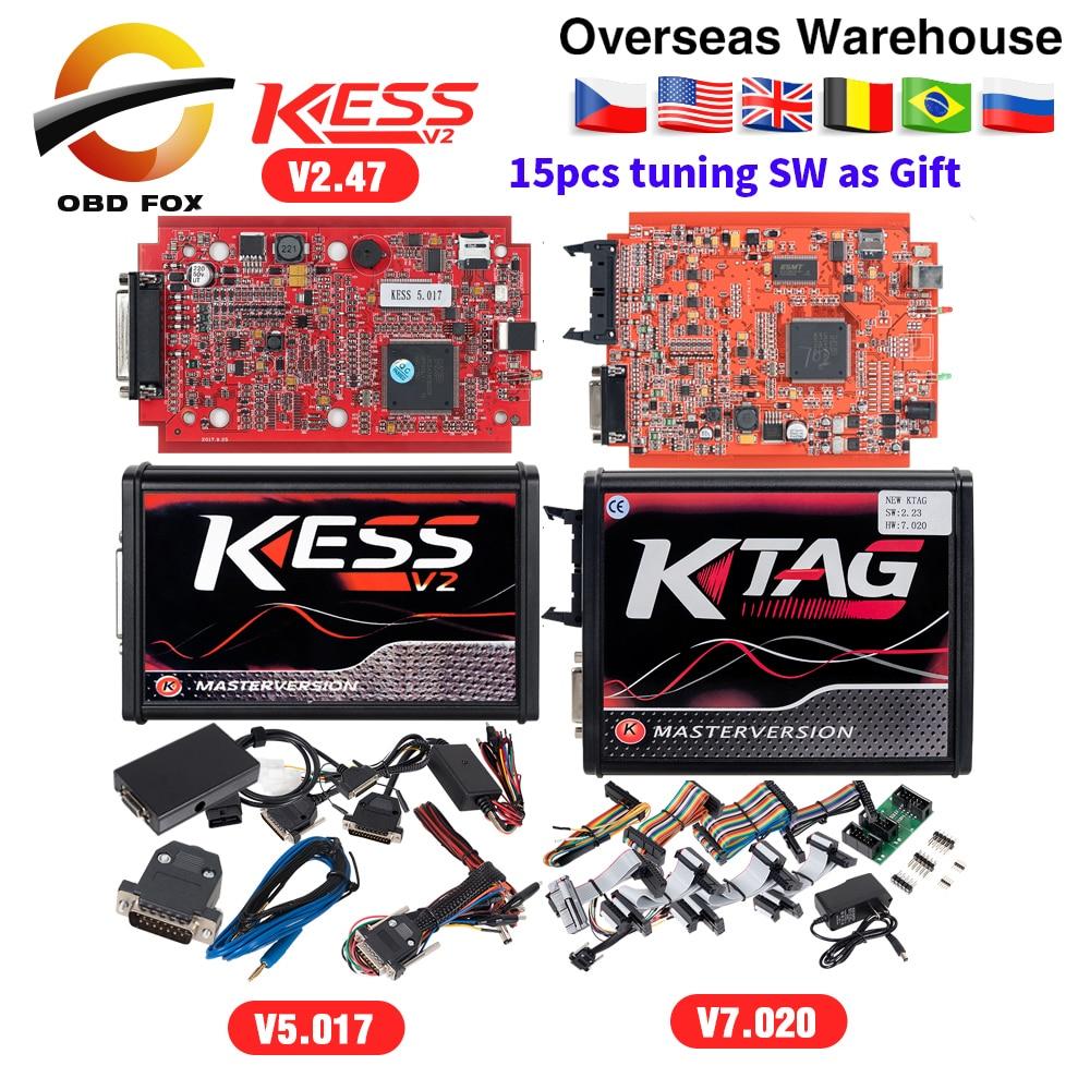 KESS V2 V5 017 full Online V2 47 Manager Tuning Kit KTAG V7 020 4 LED Innrech Market.com