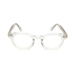 Image 5 - Men S خمر جولة البصرية إطار العلامة التجارية تصميم كوريا النظارات للرجال النساء خلات ييويرس صغير متوسط Gafas Miopia هومبر
