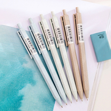 0.5mm 0.7mm Plastic Mechanical Pencil Mechanical Pencil Drawing Stationery For School And Office Stationery pentel pg515 pg513 pg517 pg519 metallic scrub drawing mechanical pencil 0 3 0 4 0 5 0 7 0 9mm office