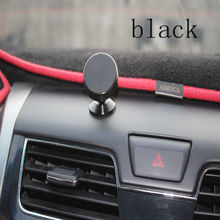 2 Style Magnetic Car Phone Holder Stand For in Air Vent GPS Universal All Auto Accessories