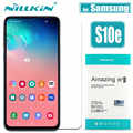 Nilkin for Samsung Galaxy S10E Glass Screen Protector Nillkin 9H Hard Clear Safety Protective Tempered Glass for Samsung S10E