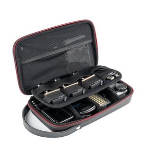 Image 4 - TELESIN DIY saklama çantası su geçirmez kafes taşıma çantası GoPro Hero için 8 7 6 5 siyah Xiaomi Yi Osmo eylem aksesuarları taşınabilir