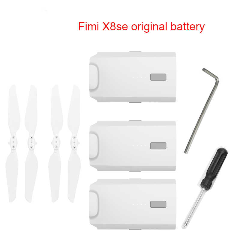 in stock only  FIMI X8 SE battery 11.4V 4500mah FPV With 3-axis Gimbal 4K Camera GPS RC Drone Quadcopter
