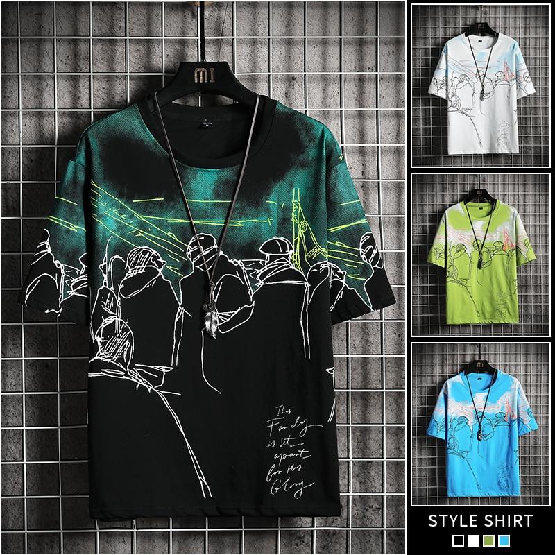 Line Mob T-shirt