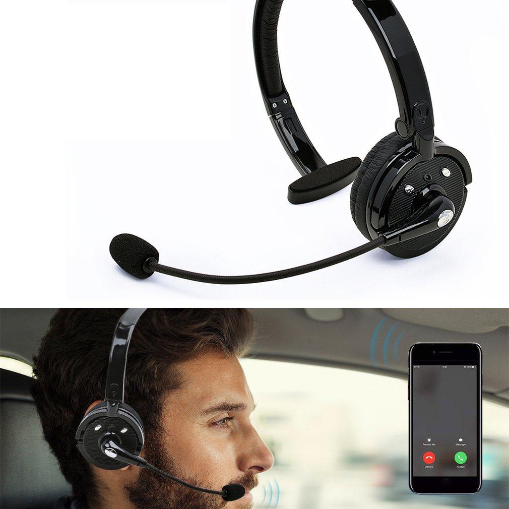 Best DealÞHeadset Truck Driver Customer Computer Service Over-Ear Wirelessã