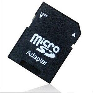 Image 2 - Gorąca sprzedaż popularny adapter karty pamięci Micro SD TransFlash TF na SD SDHC konwertowany na kartę SD adapter karty pamięci s
