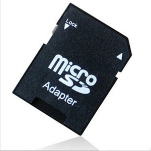 Image 2 - Hot Sale Popular Micro SD TransFlash TF To SD SDHC Memory Card Adapter Convert Into SD Card Memory Card Adapters