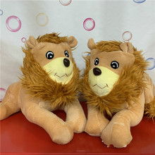 цена на 30*20cm Cute Simba The Lion King  Plush Toys Simba Soft Stuffed Animals Figures Collectible doll For Children Gifts