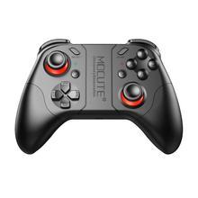 Mocute 053 ワイヤレスゲームパッド Bluetooth ゲームコントローラジョイスティックコントローラリモート VR ゲームパッドの Android スマートフォンタブレット用 PC