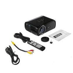 LESHP мультимедийный светодиодный видеопроектор 1080P HD офисный домашний кинотеатр BL-80 1000:1 (JP) (черный)