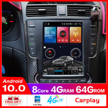 Navigation-Player Radio Multimedia Car-Radio Android Acura for TL 2004-2008 GPS 10-Octa-Core