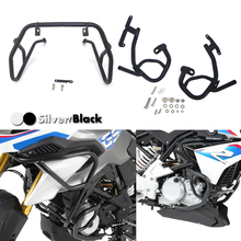 Tank-Protector Engine-Guard-Bumpers G310GS 310R Motorcycle BMW for Upper-Crash-Bars-Cover