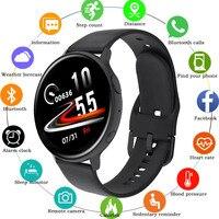 Bakeey Q16 Smart Watch bluetooth Call Full Touch Heart Rate Blood Pressure Monitor Music Playback Dual UI Menu Smartwatch Men