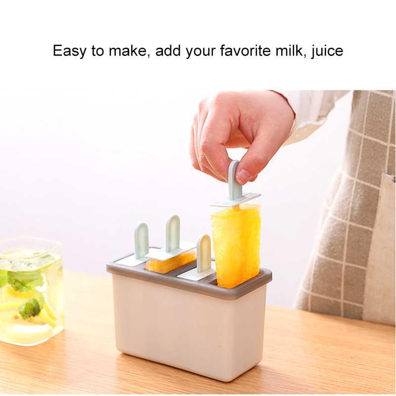 Moule à glaces Popsicle | Moule à crème glacée, moule à glaces Pop Lolly Cube à glace, plateau de fabrication, moule de cuisine, outil de bricolage, accessoires de réfrigérateur