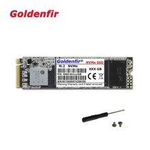 Goldenfir m.2 ssd m2 256gb pcie nvme 128gb 512gb 1tb disco de estado sólido 2280 disco rígido interno hdd para desktop portátil msi asro