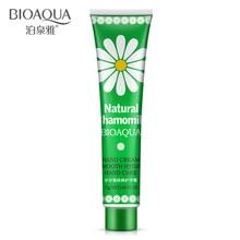 цена на Chamomile Moisturizing Hand Cream Nourishing Skin Care Anti Chapping Anti Agin Whitening Cream 60g