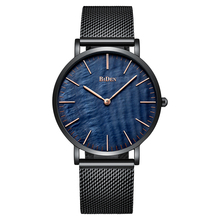Men Watch Quartz Watch Stainless Steel Mesh Band Minimalism Watch Gentlemen Men Gifts Reloj Hombre Waterproof Analog Clock 0054 migeer 1601 trendy steel band men quartz watch