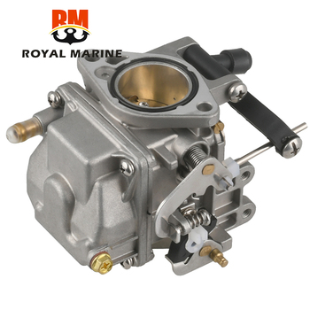 цена на 61N-14301-00  Carburetor Carb Assy For Yamaha 2 Stroke  C 25HP 30HP boat engine  Replacement parts for outboard engine