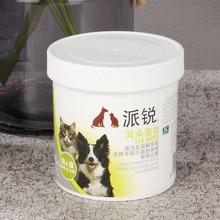 100 шт Otic не раздражающий здоровье дезодорирует собака кошка гигиена мягкие одноразовые портативные ушные салфетки очиститель остановить зуд домашних животных