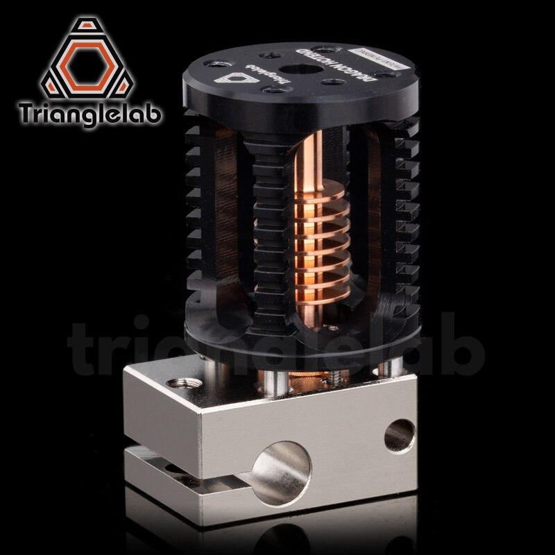 Tête d'extrusion d'imprimante 3D Super précision trianglelab Dragon Hotend Compatible avec adaptateur V6 Hotend et moustique - 2