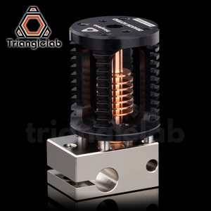 Image 2 - Trianglelab Drachen Hotend V 2,0 Super Präzision 3D Drucker Extrusion Kopf für V6 Hotend für TITAN BMG Direct drive Bowden
