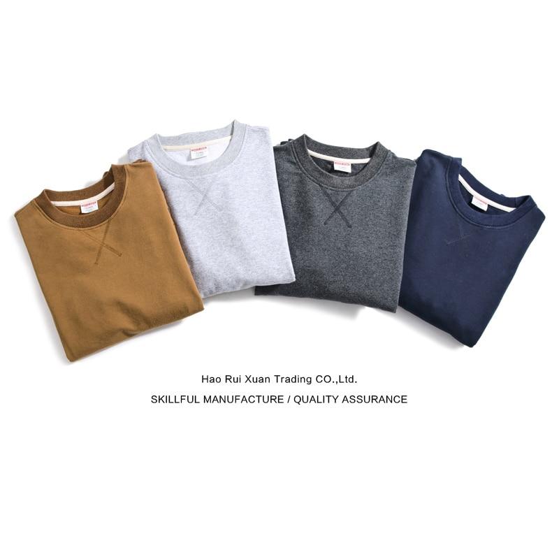 Saucezhan O-Neck Sweater Sweater Sweater 2019 Men Plus Velvet Sweater Pullover Sweater Men Off White Sweatshirts Men Streetwear