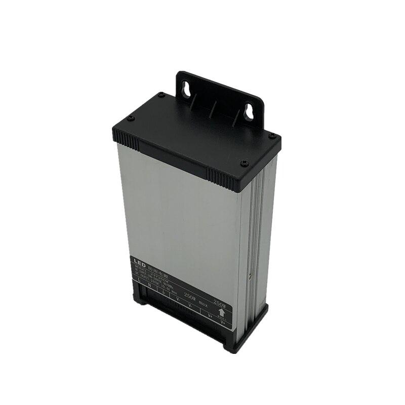 5V 12V 24V 5A 8A 10A 15A 20A Power Supply Transformer Outdoor For WS2812B WS2811 WS2801 SK6812 SK9822 APA102 LED Strip Light