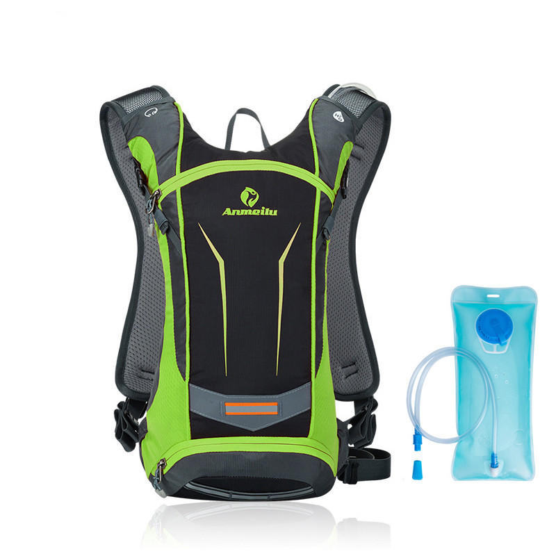 8L Bicycle Backpack Water-proof Bicycle Water Bag MTB Bicycle Cycle Hydration Backpack For Road Cycle Men Without Water Bags