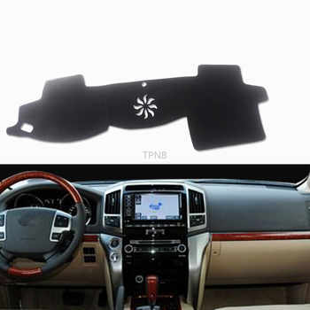 For Toyota Land Cruiser 200 FJ200 2012 2013 2014 2015 Car Dashboard Shading Mat Accessories - DISCOUNT ITEM  15% OFF Automobiles & Motorcycles